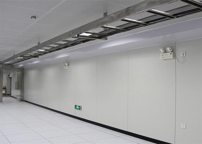 Computer Room Interior Wall Paneling Prepainted Steel Sandwich For Television Studios