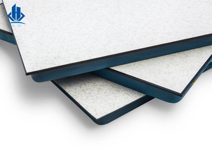 Vinyl Convering Heavy Grade Anti Static Raised Floor , Raised Floor Tiles